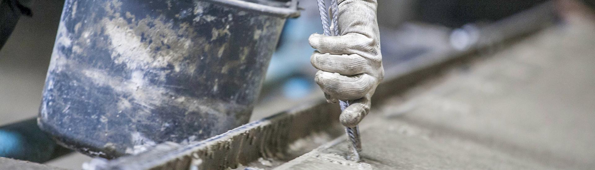 Výroba (kompletace, betonáž)