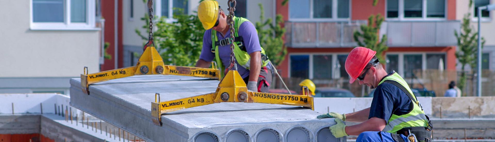 Montér železobetonových a ocelových konstrukcí (práce v turnusech)