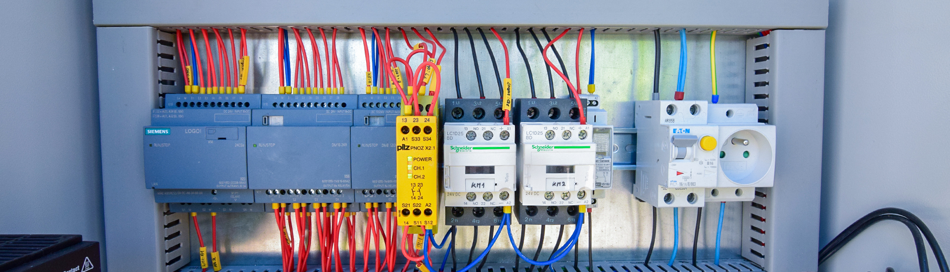 Provozní elektrikář - elektromechanik