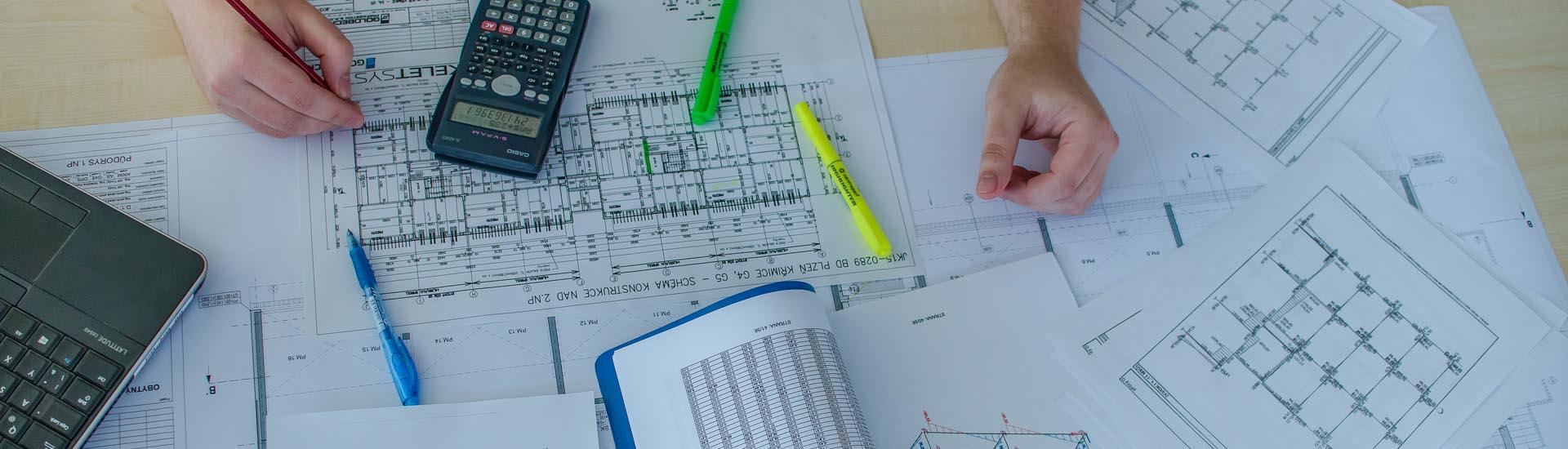 Projektant pozemních staveb